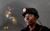 矿工的血与泪!矿工的孩子